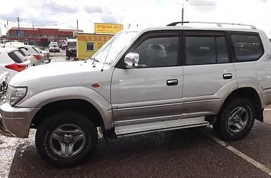Toyota Land Cruiser 90 2000