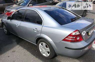 Ford Mondeo Ghia 2005