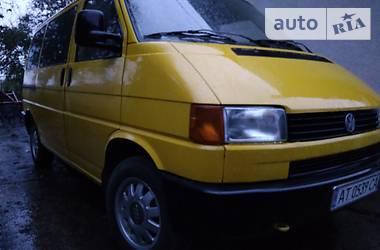 Volkswagen T4 (Transporter) пасс. 2.4 1996