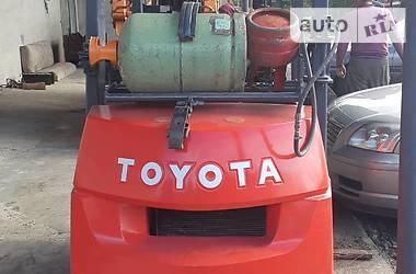 Toyota 7FD25 2007