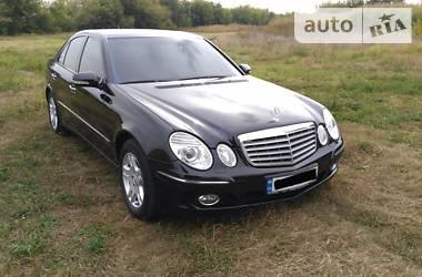 Mercedes-Benz E 220 Elegance 2006