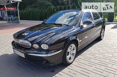 Jaguar X-Type 2.5i 2006