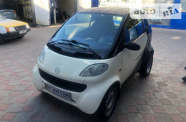 Smart Fortwo 0,6 turbo 2000