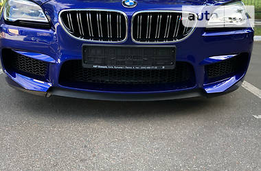 BMW M6 GranCoupe 2016