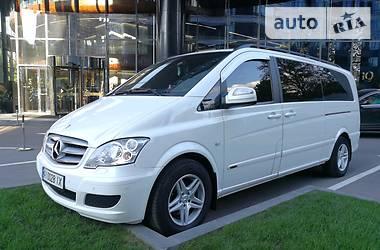 Mercedes-Benz Viano пасс. EXTRA LONG FUN 2010