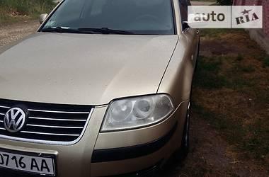 Volkswagen Passat B5 В5+ 2002