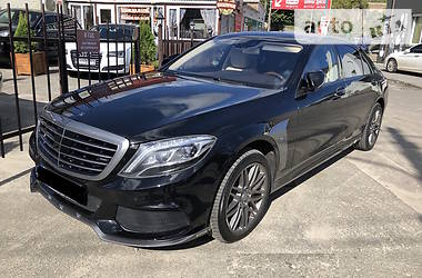 Mercedes-Benz S 500 BRABUS 600 4 matic 2014