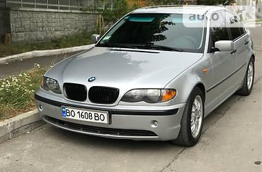 BMW 316 e 46 avtomat 2002