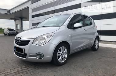 Opel Agila 1.2iAVTOMAT.AC 2011
