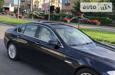 BMW 530 f10 2013