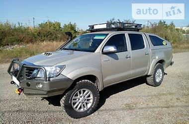 Toyota Hilux 3.0ТD 2013