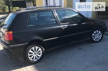 Volkswagen Golf III 1.9 ТД 1992