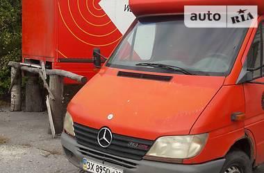 Mercedes-Benz Sprinter 313 груз. 2.2 2000