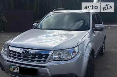 Subaru Forester 2.0 XS 2012