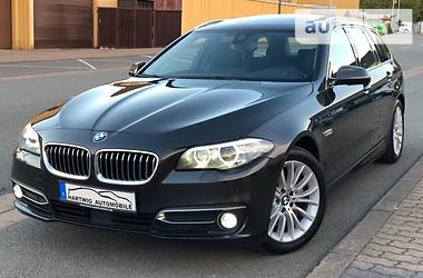 BMW 525 X-Drive luxury 2016