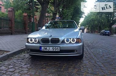 BMW 520  2002