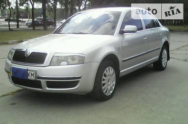 Skoda Superb 2006