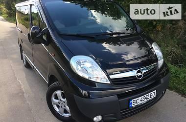 Opel Vivaro груз. 2.0 CDTi 2012