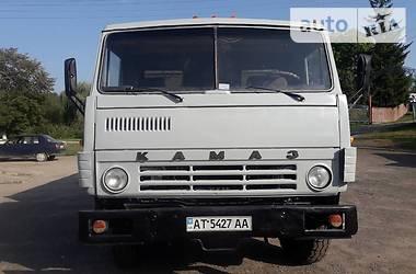 КамАЗ 55102 1985