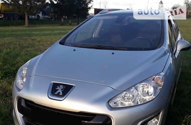 Peugeot 308 SW 2014
