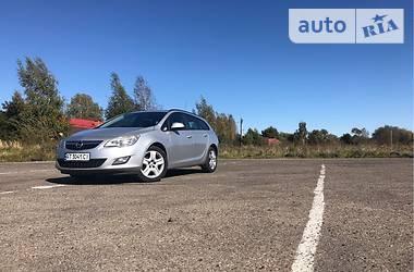 Opel Astra J 2.0 2011