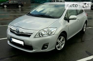 Toyota Auris Hybrid 2012
