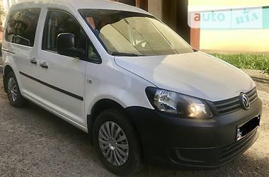 Volkswagen Caddy пасс. 2011