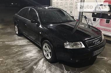 Audi A6 1.8T  Gas 1999