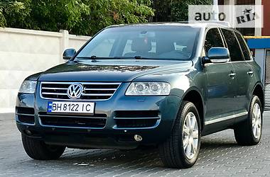 Volkswagen Touareg 3.0 V6TDI 2006