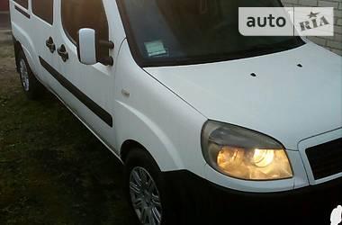 Fiat Doblo пасс. 2006