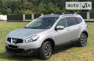 Nissan Qashqai+2 2011