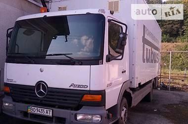 Mercedes-Benz Atego 817 L 2000