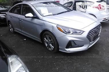 Hyundai Sonata SPORT/LIMITED 2018