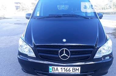Mercedes-Benz Vito груз. Ekstra long 113 (639 кузов) 2011