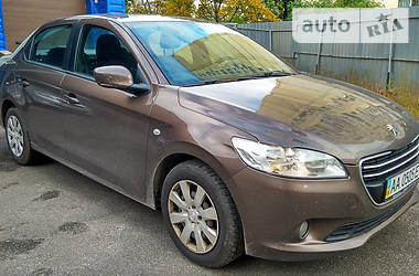 Peugeot 301 Active 1.6HDi 2013