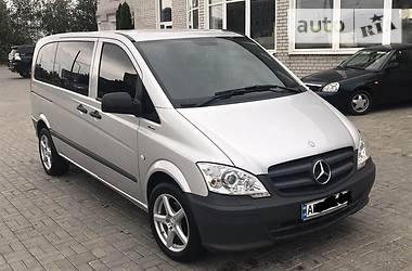 Mercedes-Benz Vito пасс. cdi 116 2013