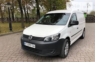 Volkswagen Caddy пасс. LONG 2012
