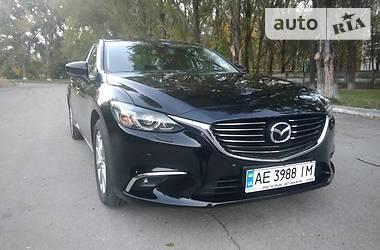 Mazda 6 STAYIL 2017