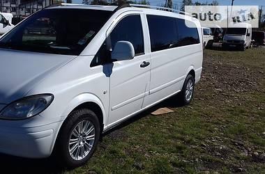 Mercedes-Benz Vito пасс. 115 CDI 2008
