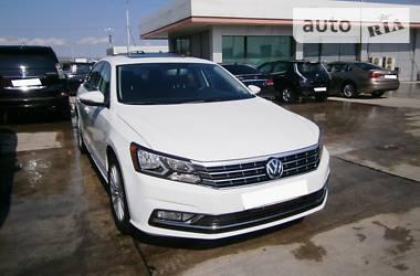 Volkswagen Passat B8  2016