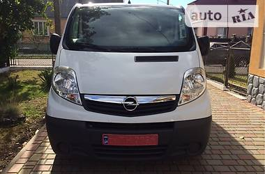 Renault Trafic груз. 84kw 2013