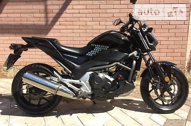 Honda NC 2012