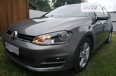 Volkswagen Golf VII  hailain 2013