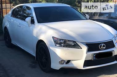 Lexus GS 250 LUXURY 2012