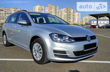 Volkswagen Golf VII 1.6 TDI 2015