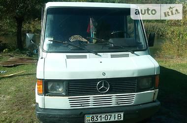 Mercedes-Benz 208 груз. 1995