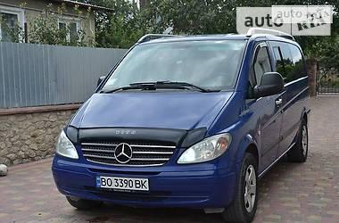 Mercedes-Benz Vito пасс. VITO 115.LONG. 2007