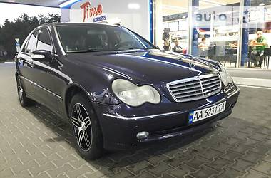 Mercedes-Benz C 320 2002
