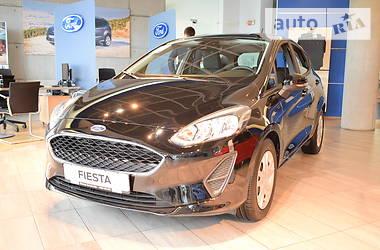 Ford Fiesta Comfort 2018