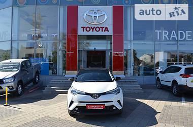 Toyota C-HR INGPROGECT 2017